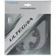 Shimano Ultegra FC-6703 Kettenblatt 10-fach silber
